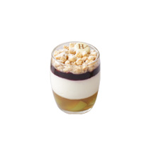 Verrine Hugo Raisin